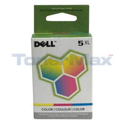 DELL SERIES 5 PRINT CARTRIDGE COLOR HY